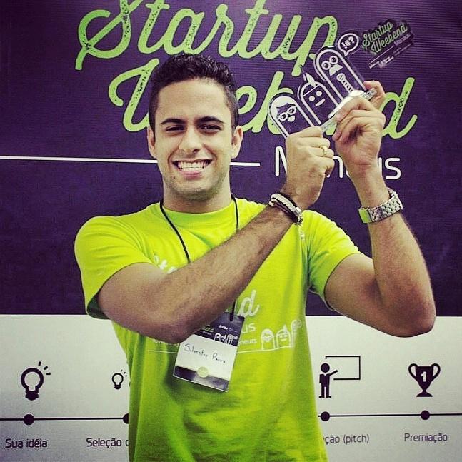Egresso da UniNorte vencedor da 2ª edição do Startup Weekend