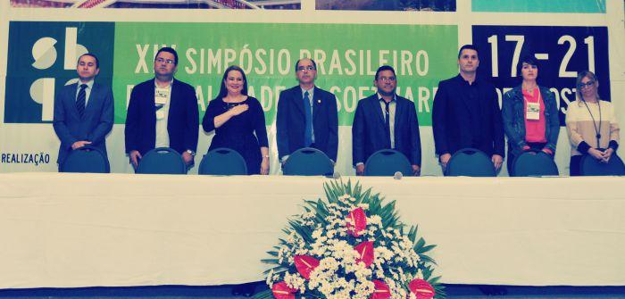 XIV Simpósio Brasileiro de Qualidade de Software (SBQS)