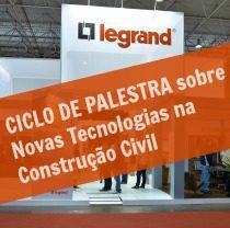 Ciclo de Palestra sobre Novas Tecnologias na Construção Civil
