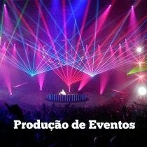 produção de eventos