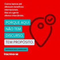 78975ca9b Programa Santander Ibero-Americanas 2019 está com as inscrições abertas!
